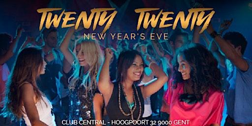 Twenty Twenty: New year's eve @ Club Central