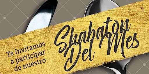 Gran Shabbaton Mensual Latino