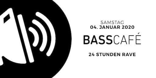 Basscafé 24 Stunden Rave