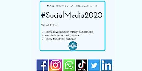 Social Media 2020 Strategy tickets