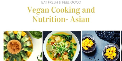 Veganuary Special- Asian Cooking workshop with Nutritionist