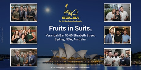 Fruits in Suits an SGLBA Event tickets