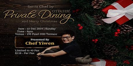 Santa Chef by OTDCh3f tickets