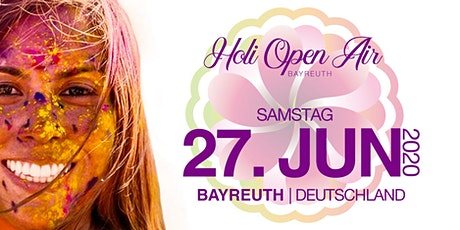 Holi Bayreuth 2020 - 8th Anniversary Tickets