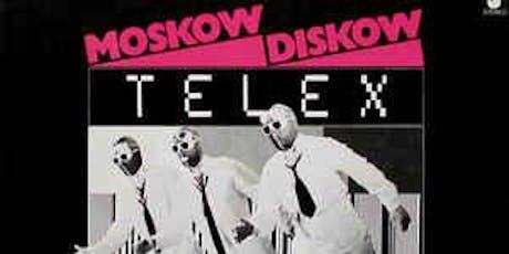 MOSKOW DISKOW X FAZE ACTION  tickets