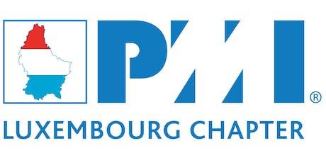 PMI Luxembourg Chapter - General Assembly 2020 biglietti