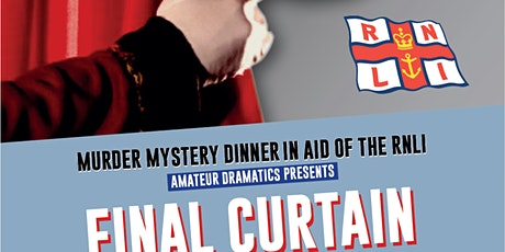 RNLI Murder Mystery Dinner tickets