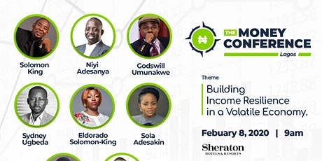 The Money Conference Lagos tickets