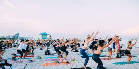 Warrior Flow Full Moon Yoga  tickets