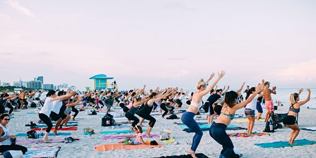 Warrior Flow Full Moon Yoga  tickets