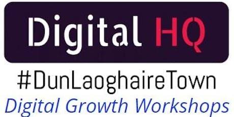 Digital Growth Workshop April tickets