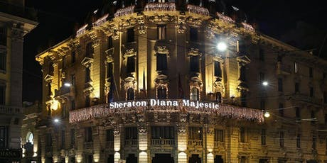 Capodanno 2020 - Hotel Diana Sheraton biglietti