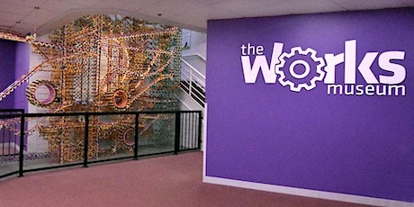 Dreaming Dyslexic at The Works Museum tickets