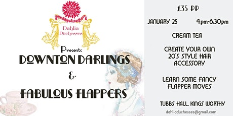 Downton Darlings and Fabulous Flappers tickets