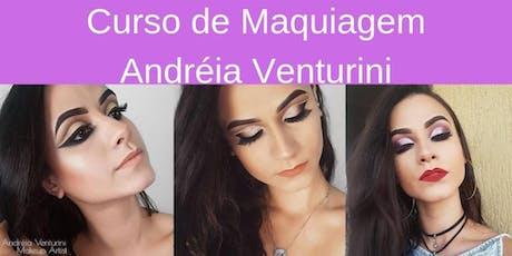 Curso de Maquiagem em Guarulhos ingressos
