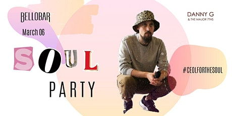 Danny G's Soul Party tickets