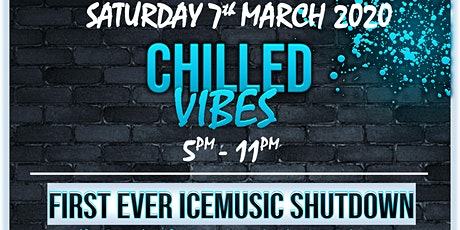 Chilled Vibes tickets