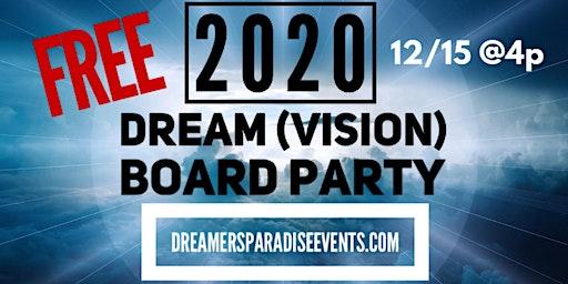 Dream (Vision) Board Party