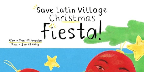 Save Latin Village tickets