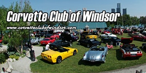 Windsor Waterfront Corvette Show 2020