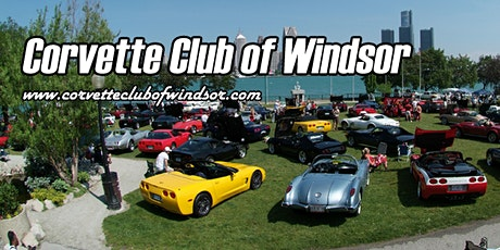 Windsor Waterfront Corvette Show 2020 tickets