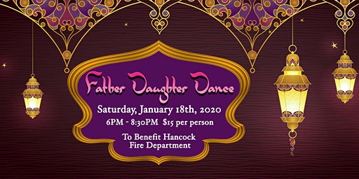 Father-Daughter Dance!