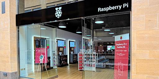 Minecraft Pi for Beginners - Raspberry Pi Store Workshop