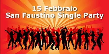 San Faustino Single Party© 2020 MILANO - Festa dei single tickets