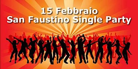 San Faustino Single Party© 2020 MILANO - Festa dei single biglietti