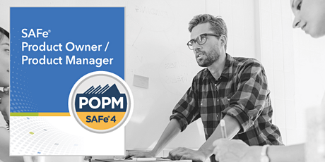 Product Owner/Product Manager SAFe® 5.0 Weekend class in Singapore tickets