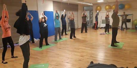 Qi Gong Deep Healing Workshop tickets