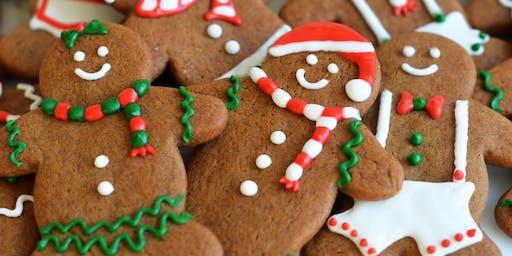 Gingerbread Man Workshop
