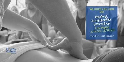 Healing Accelerator Workshop