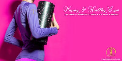 Induo's 4th Annual Happy & Healthy Women's Expo!