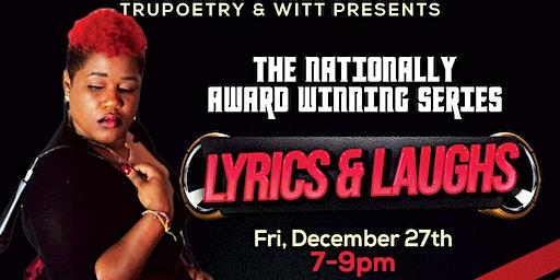 Lyrics & Laughs 2nd Annual Battle of the Sexes: Ladies Night