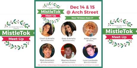 MistleTok Meet Up tickets