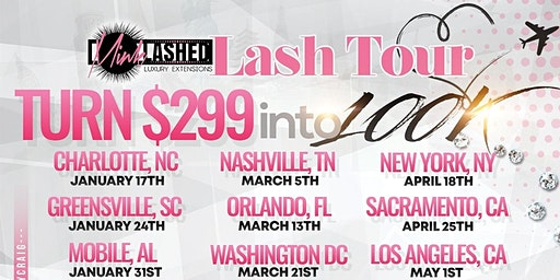 The Lash Tour