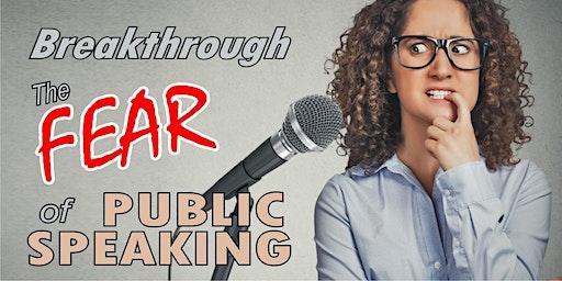 Public Speaking Workshop and Networking  - Gatwick Communicators