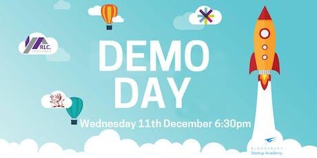 Bloomsbury Startup Academy: Demo Day tickets