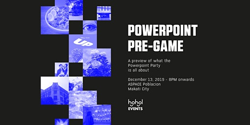 Powerpoint PRE-GAME