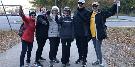EverWalk Philly Phriends Monthly Walking Group along the Kelly and MLK Drives tickets