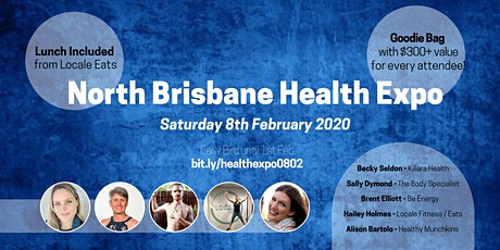 Brisbane North Health Expo tickets