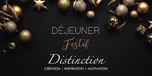 Déjeuner Festif Distinction