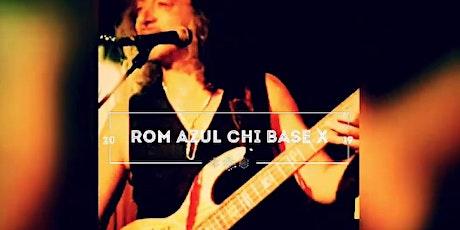 Rom Azul Chi Base X tickets