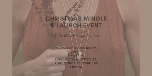 Christmas Mingle & Launch Event