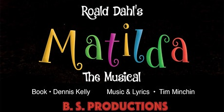 Roald Dahl's Matilda The Musical tickets