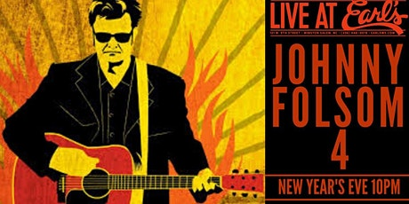 New Years Eve with Johnny Folsom 4 tickets