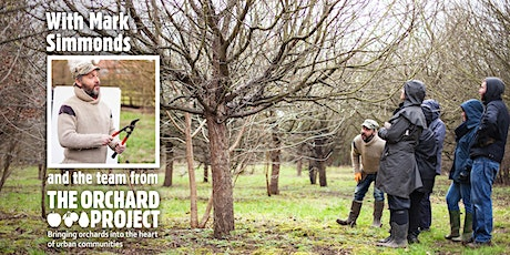 Pruning for older, neglected and imperfect fruit trees - Manchester tickets