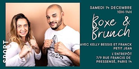 Boxe & Brunch spécial noël tickets