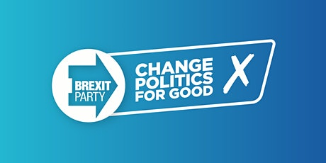 Join The Brexit Party in Hartlepool on Polling Day! tickets